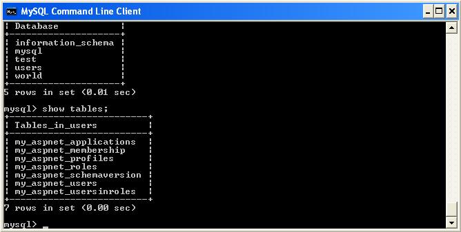 MySQL :: MySQL 3 23, 4 0, 4 1 Reference Manual :: 17 2 4 2