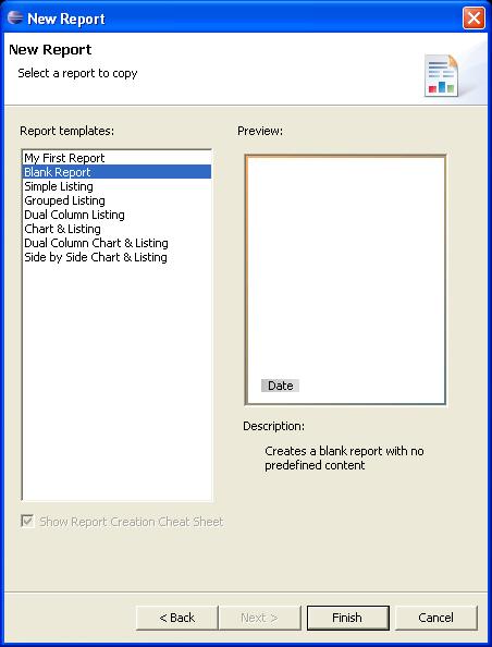 MySQL :: Using BIRT To Report On Bugzilla in MySQL